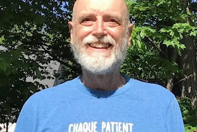 Départ Dr Chenier
